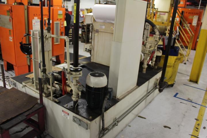 Lot 21 - Oberlin, Model OPF04, Pressure Filter