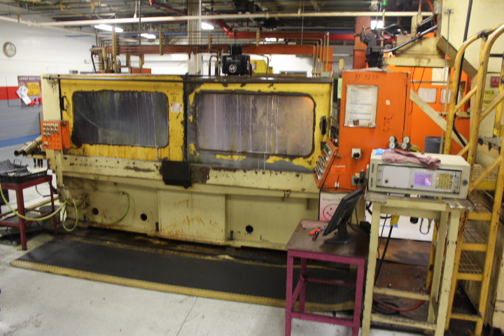 Lot 25 - Excello, Model 745, Production Horizontal Boring Machine