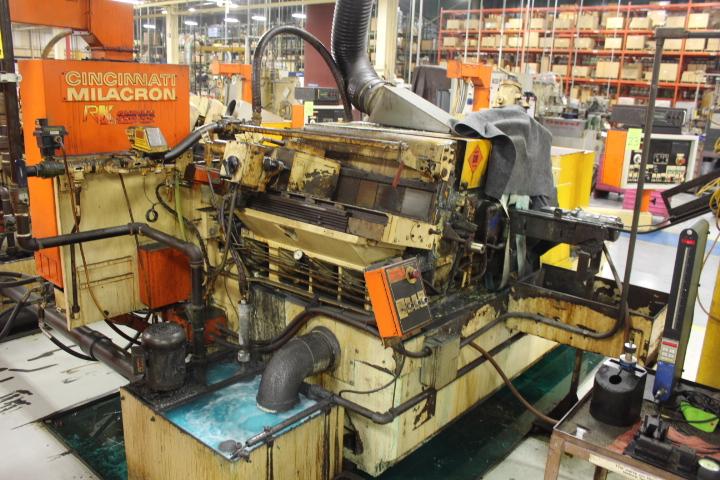 Lot 23 - Cincinnati Milacron, Model 350-20, CNC Centerless Grinder