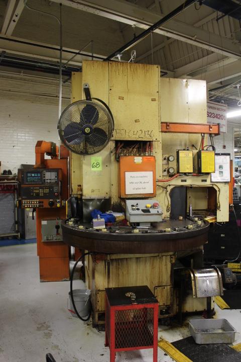 Lot 68 - Drake, 4-Axis CNC Gear Hobber