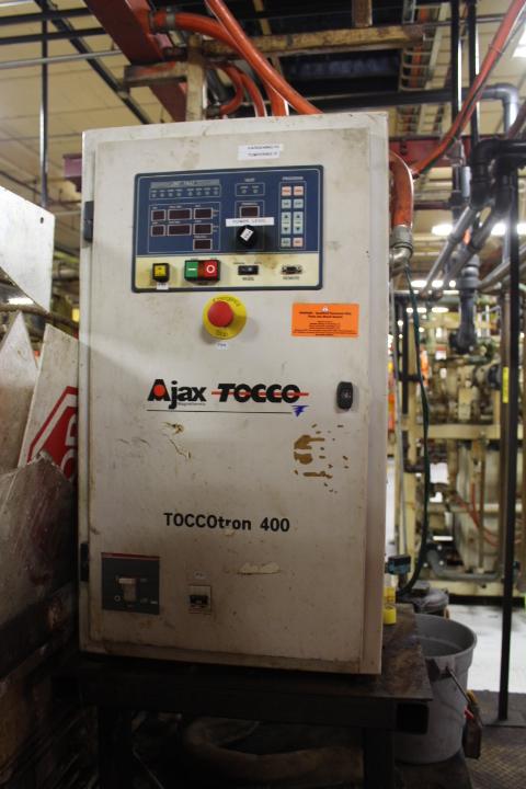Lot 20 - Ajax Tocco, Induction Shaft Hardener