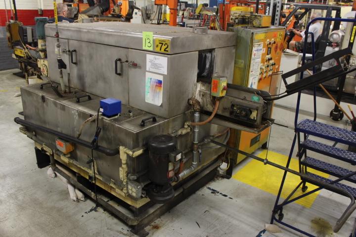 Lot 13 - Hurricane, Model 5018W, Parts Washer
