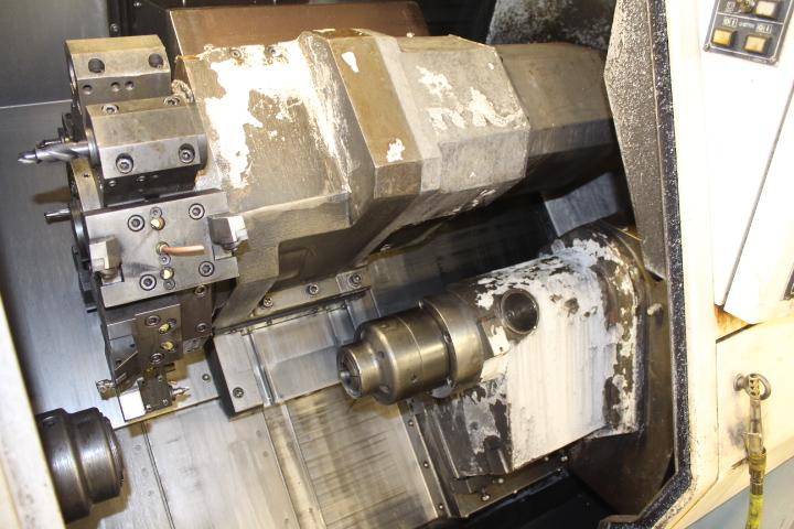 Lot 64 - Daewoo, Model Puma 230 MSB, CNC Lathe