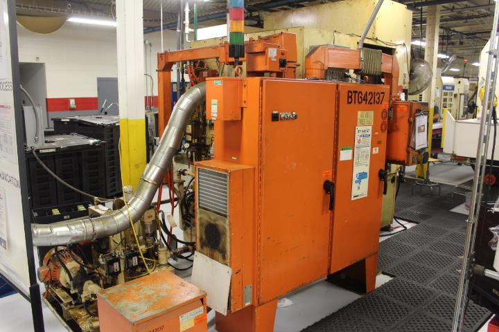 Lot 73 - Drake, 4-Axis CNC Gear Hobber