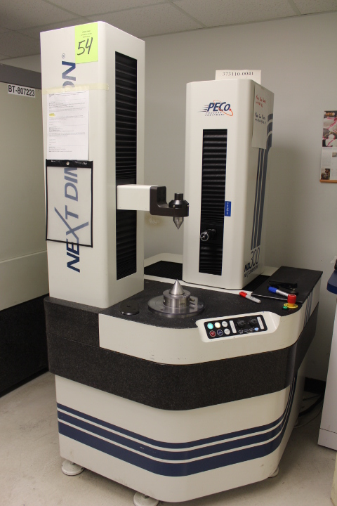 Lot 54 - Peco, Model Next Dimension 300, Gear Checker