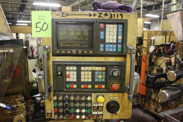 Lot 50 - Drake, Model 6 x 36, CNC OD Thread Grinder