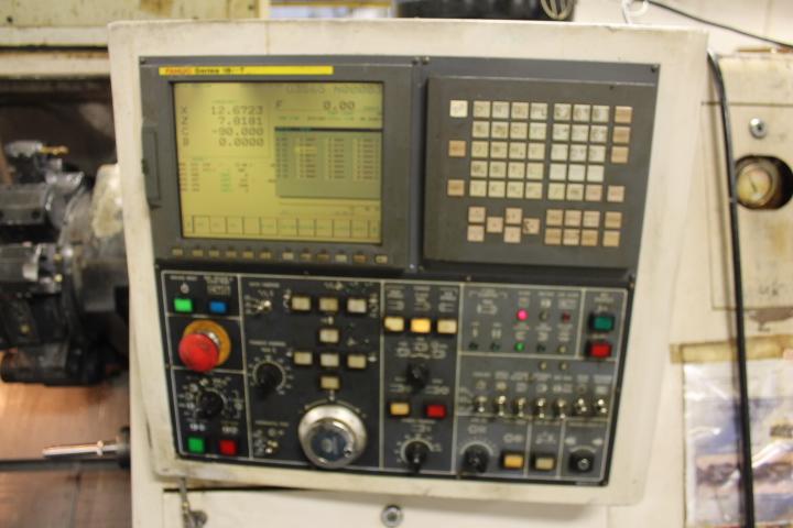 Lot 96 - Daewoo, Model Puma 230 MSB, CNC Lathe