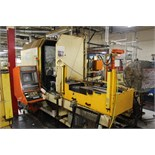 Magerle, Model MFP125-35-45, 4-Axis CNC Flat & Profile Grinder