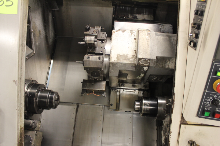 Lot 63 - Daewoo, Model Puma 230 MSB, CNC Lathe