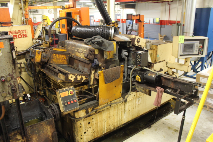 Lot 22 - Cincinnati Milacron, Model 350-20, CNC Centerless Grinder