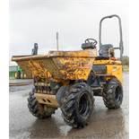 Benford Terex HD1000 1 tonne hi tip dumper Year: 2005 S/N: E505HM295 Recorded Hours: 2775