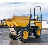 JCB 1THT 1 tonne high tip dumper Year:2016 S/N: RA3461 Recorded hours: 506 LH16021