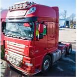 DAF 105-510 6 x 2 tractor unit Registration number: HD59 FJP Date of first registration: 01/09/