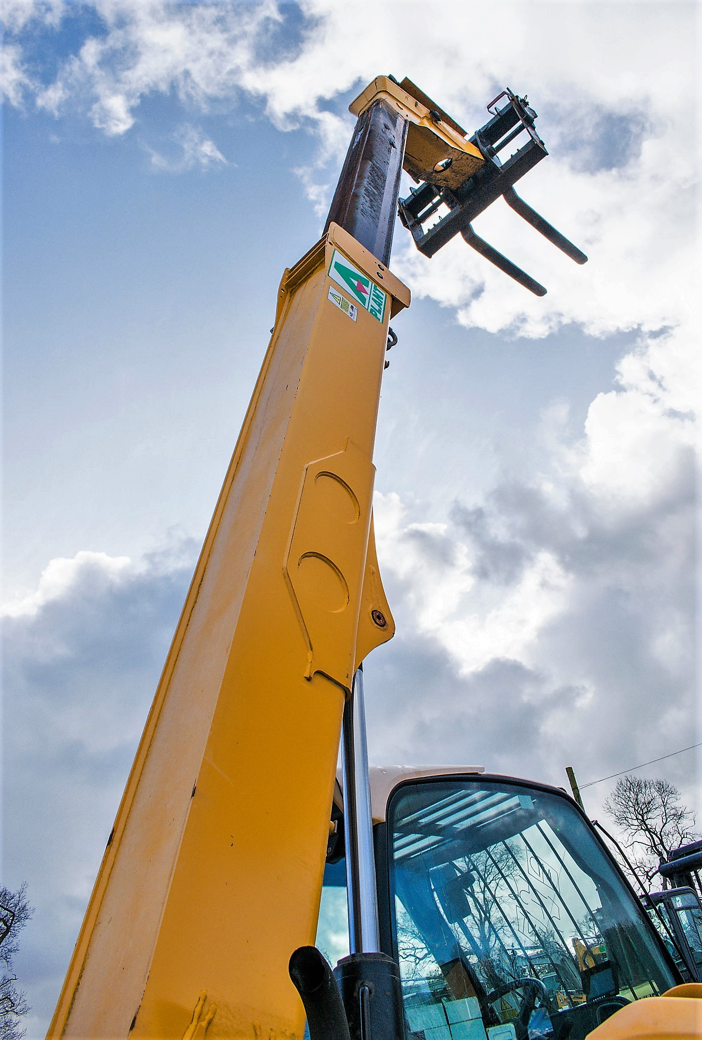 JCB 531-70 7 metre telescopic handler Year: 2013 S/N: 2176575 Reg No: MX13 PHY Recorded Hours: - Image 15 of 19