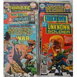SELECTION OF DC COMICS dates ranging from 1960s - 90s; comprising two Welcome Back, Kotter from 1977