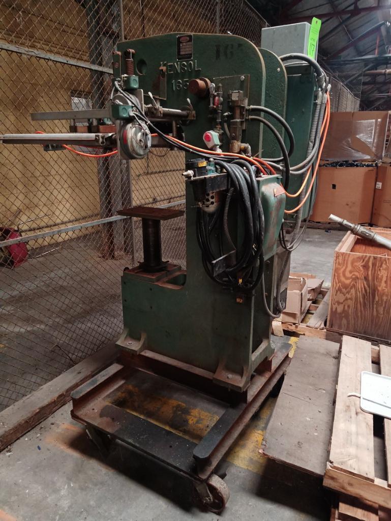 Kensol Mdl. K165 Heat Press