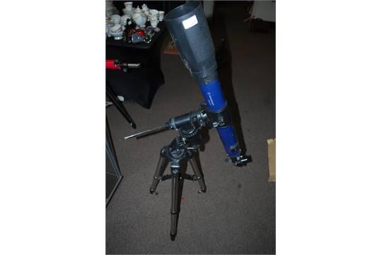 A bresser skylux telescope