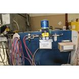 CA Techonologies H2O paint sprayer, Graco pump.
