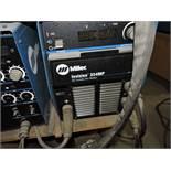 Miller INVISION arc welder, sn KK254273, 354 amp.
