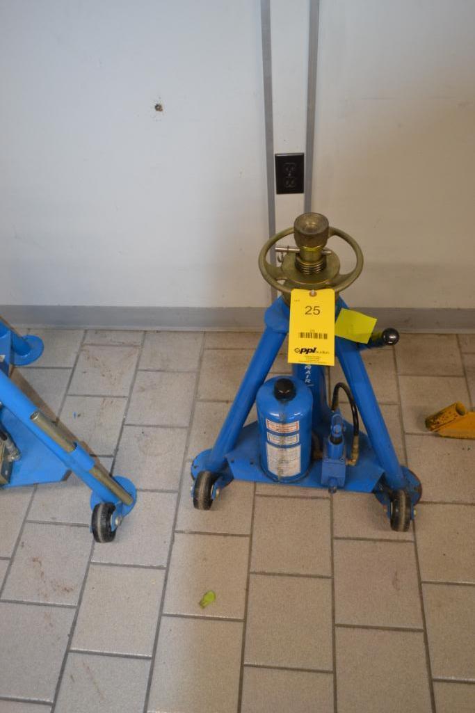 Tronair 20,000 lb. Portable Hydraulic Jack Model 02-0526-0110, S/N 1843340103