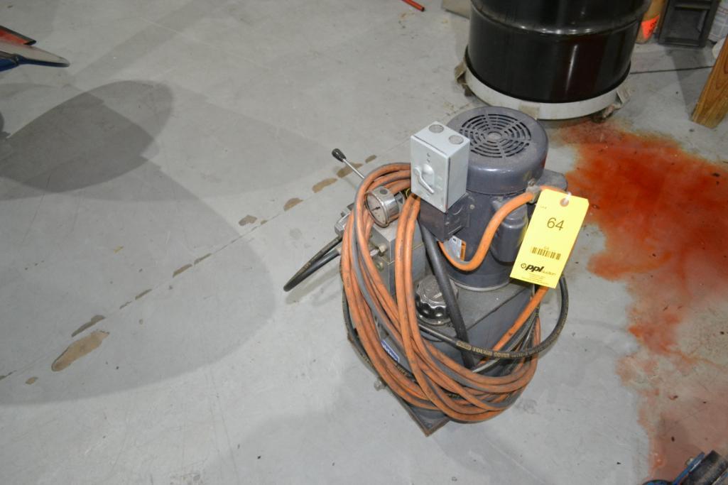 Portable 2 HP Hydraulic Power Unit