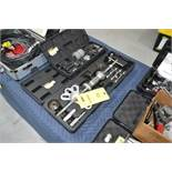 LOT: (2) Assorted Slide Hammers with Case