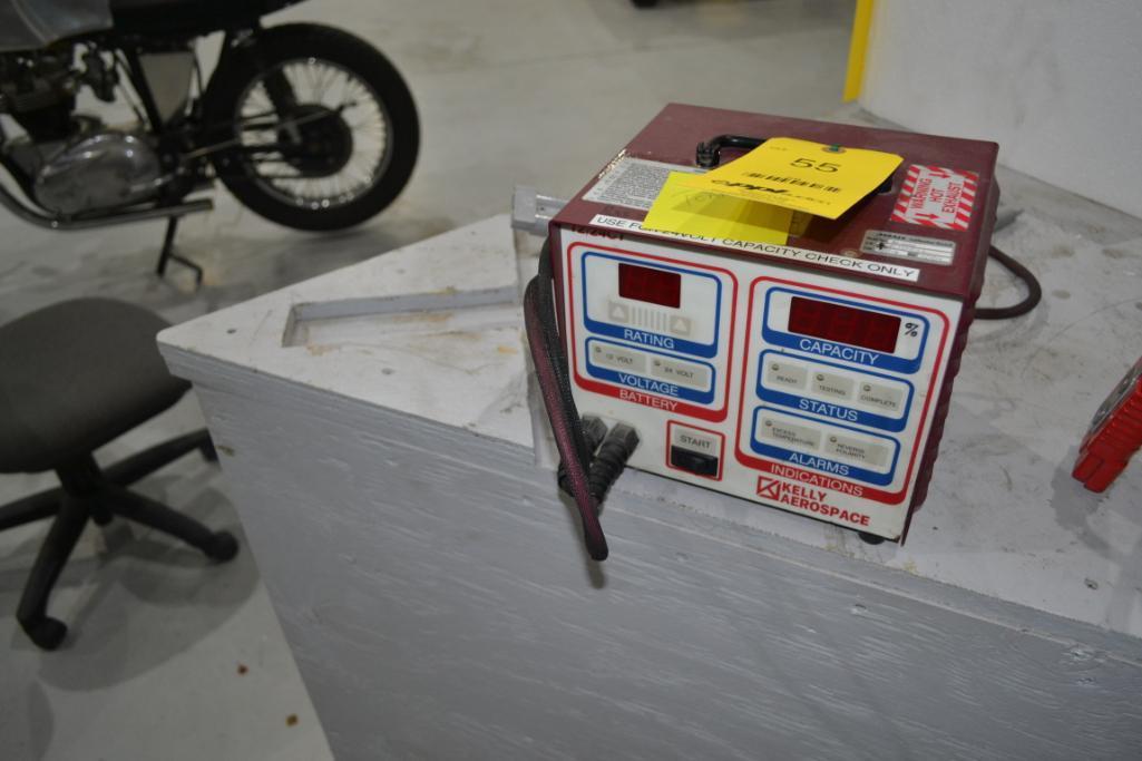 Kelly Aeroscope Model BC3000, S/N H-K 110025, 12 -24 Volt