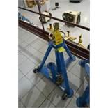 Tronair 20,000 lb. Portable Hydraulic Jack Model 02-1036-0111, S/N 084805-1110