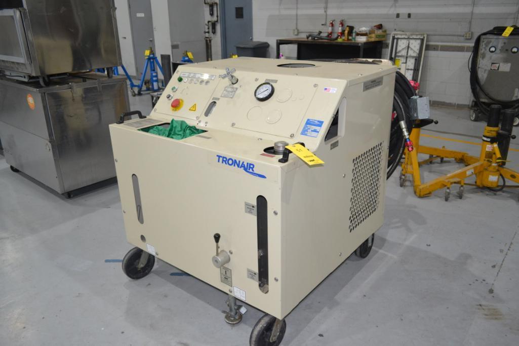 Tronair Portable Hydraulic Power Unit Model 54100EB1C, S/N 4118051201, 25 HP