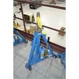 Tronair 20,000 lb. Portable Hydraulic Jack Model 02-1036-0011, S/N 0848051108
