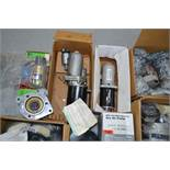 LOT: Assorted Aircraft Starters, Alternators & Air Pump