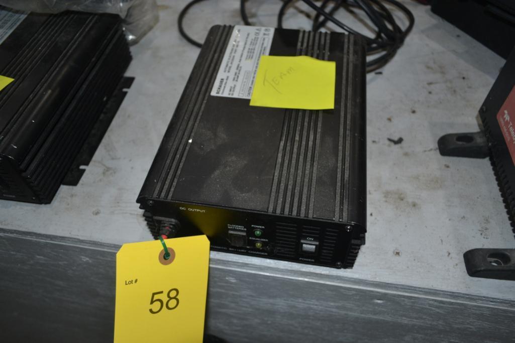 Schauer 24 Volt Battery Charger