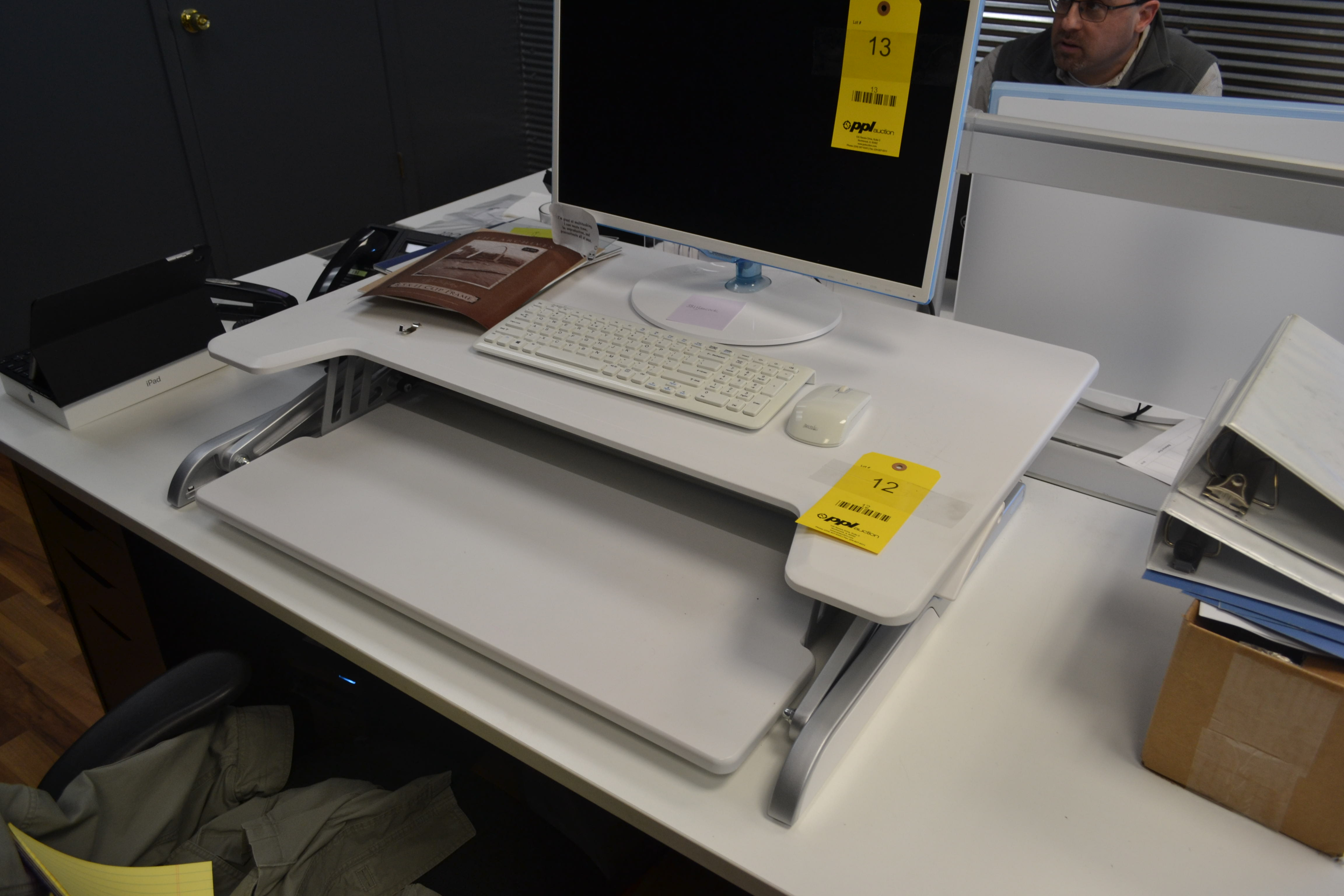 Adjustable Stand Up Work Surface