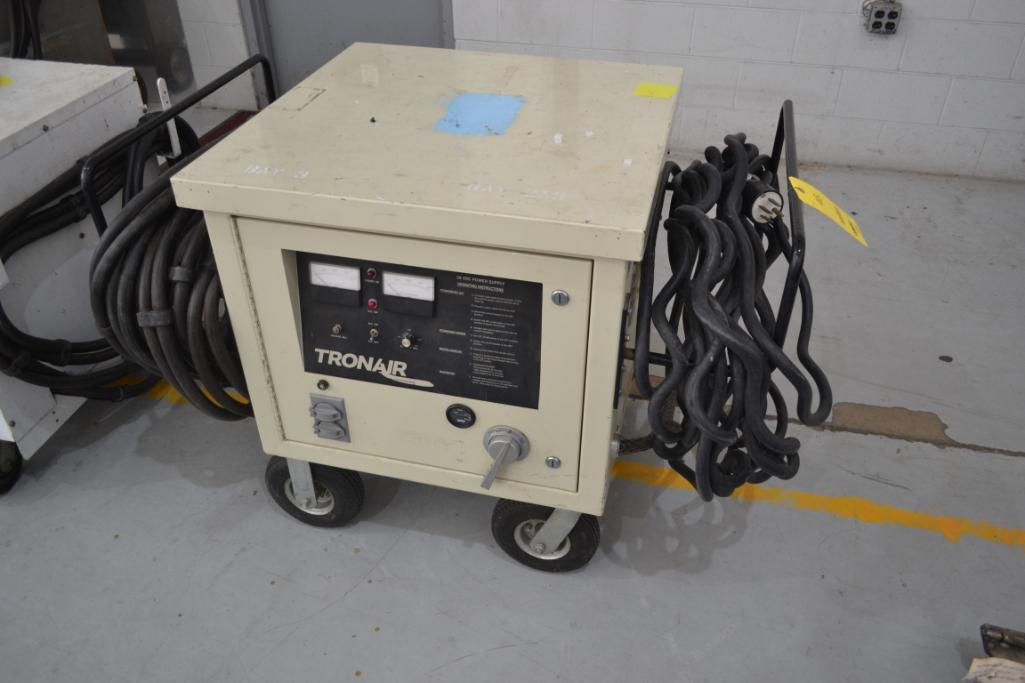 Tronair Portable GPU Model 11-6621-1000, S/N 301106, 28V DC Power Supply