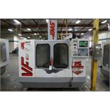 """Haas VF-0, 20"""" x 16"""" x 20"""" Travels, 20 Position Tool Carousel, CT-40 Taper, s/n 11736, New 1997"""