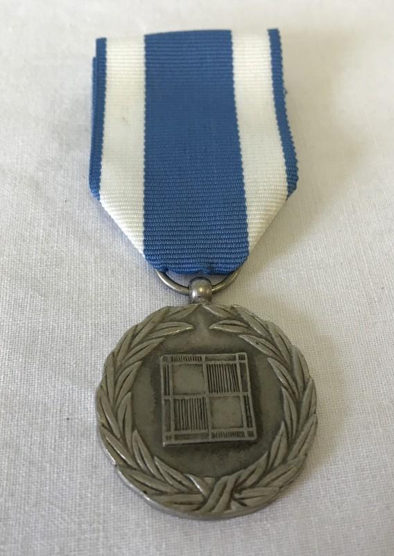 Lot 109 - A Polish Free Airforce Air medal.
