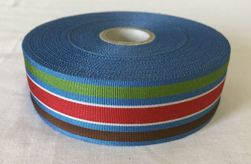 Lot 126 - Roll of medal ribbon - UN Type