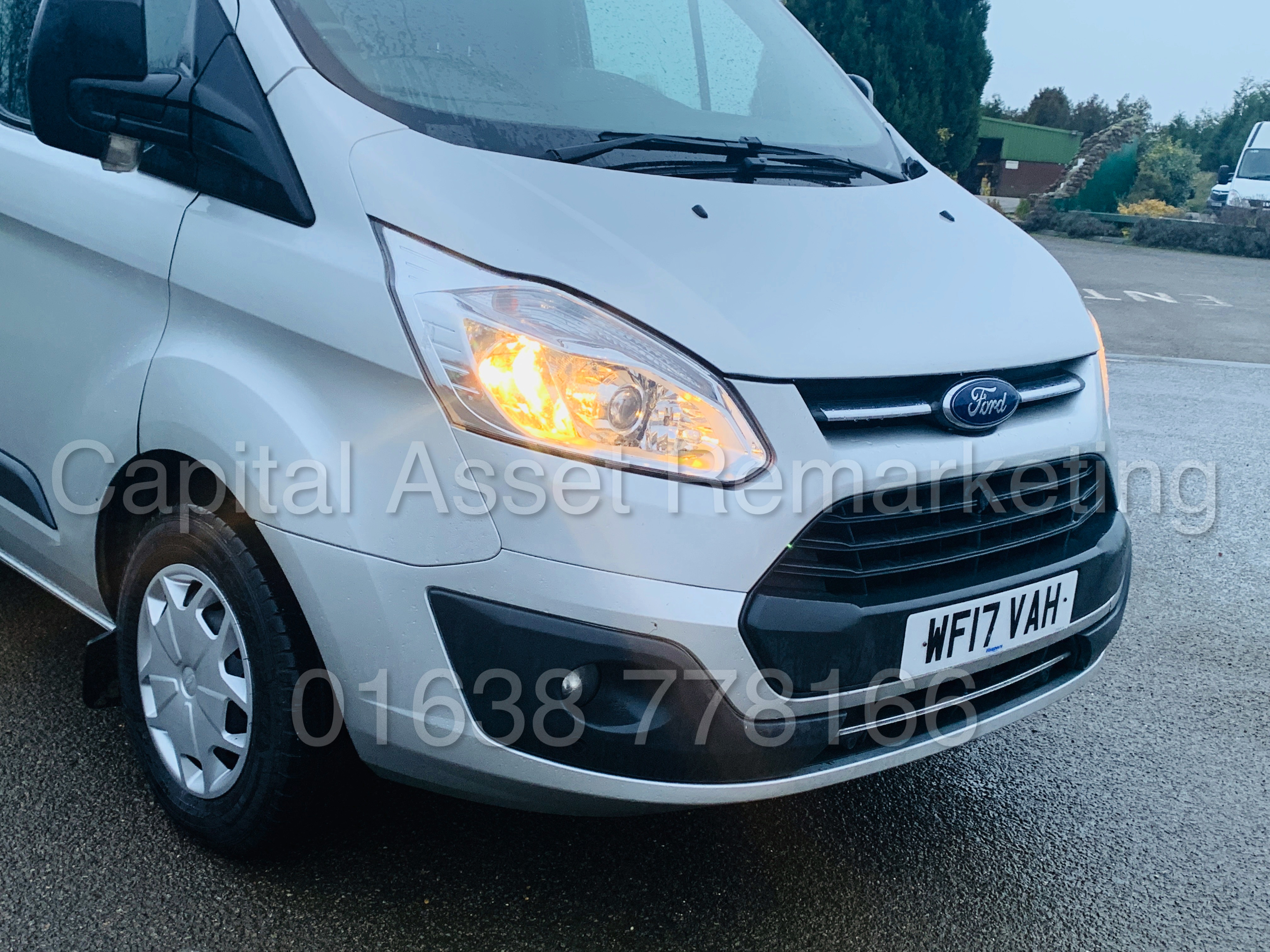 (On Sale) FORD TRANSIT *TREND* 290 SWB (2017 - EURO 6 / AD-BLUE) '2.0 TDCI - 130 BHP - 6 SPEED' - Image 13 of 41