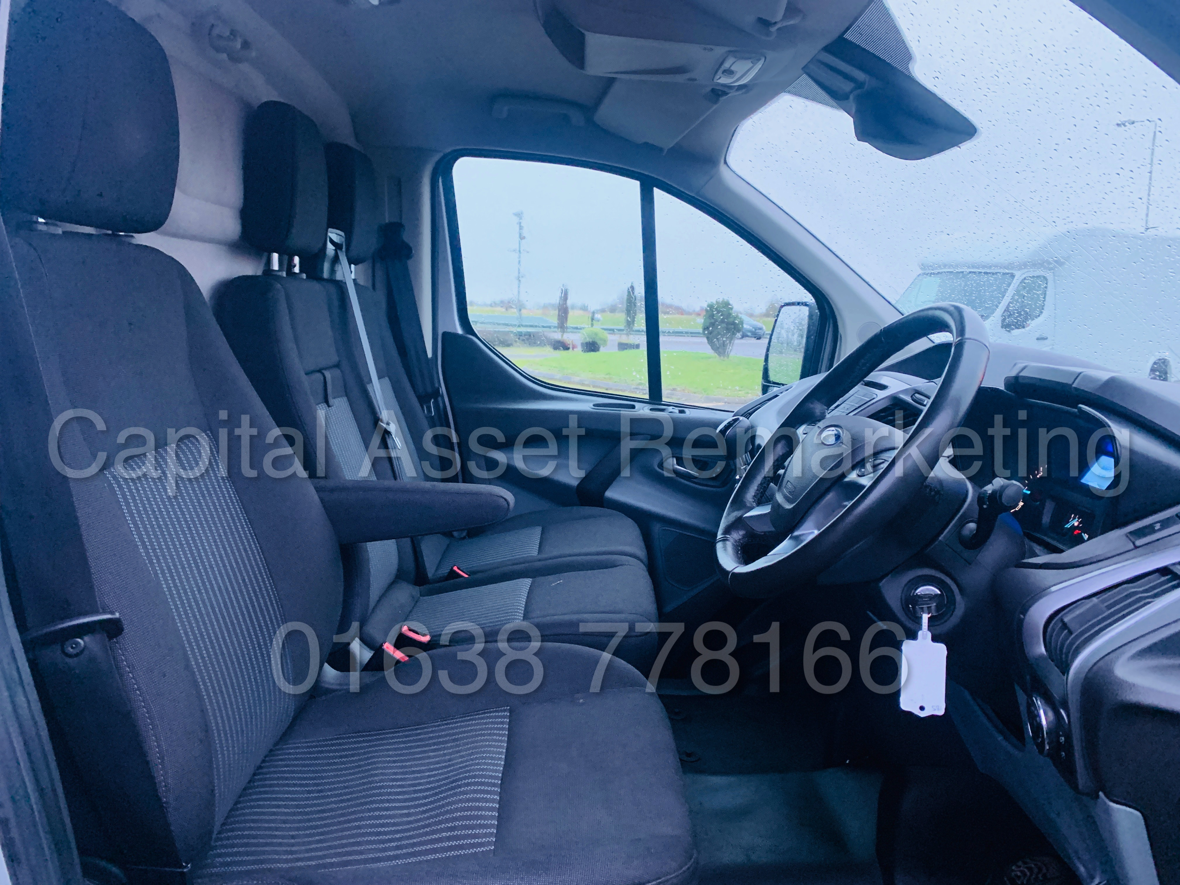 (On Sale) FORD TRANSIT *TREND* 290 SWB (2017 - EURO 6 / AD-BLUE) '2.0 TDCI - 130 BHP - 6 SPEED' - Image 27 of 41