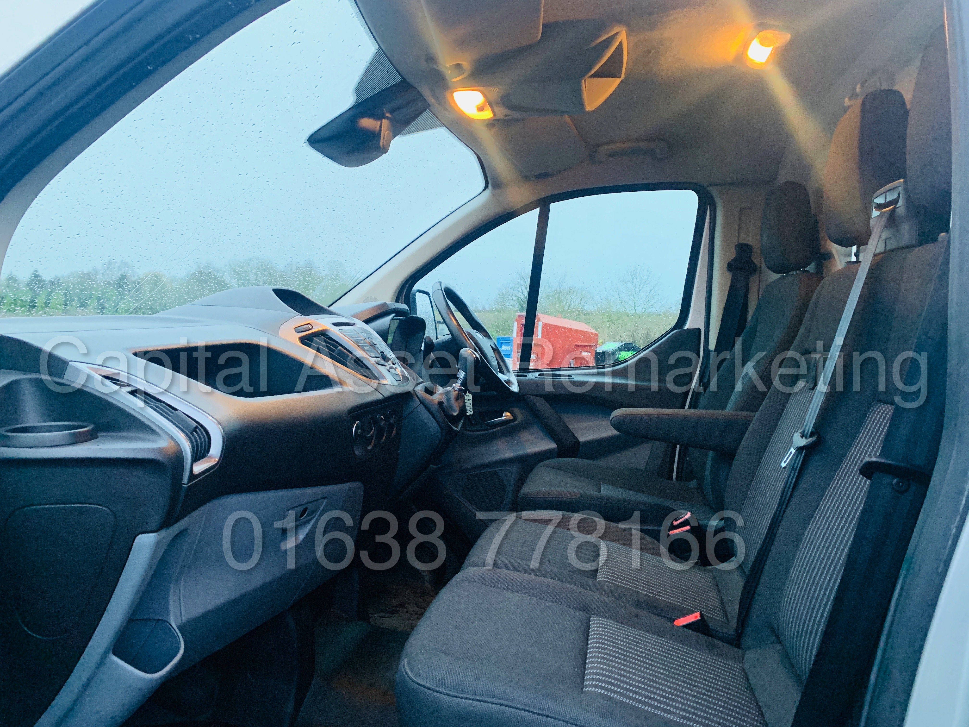 (On Sale) FORD TRANSIT *TREND* 290 SWB (2017 - EURO 6 / AD-BLUE) '2.0 TDCI - 130 BHP - 6 SPEED' - Image 18 of 41