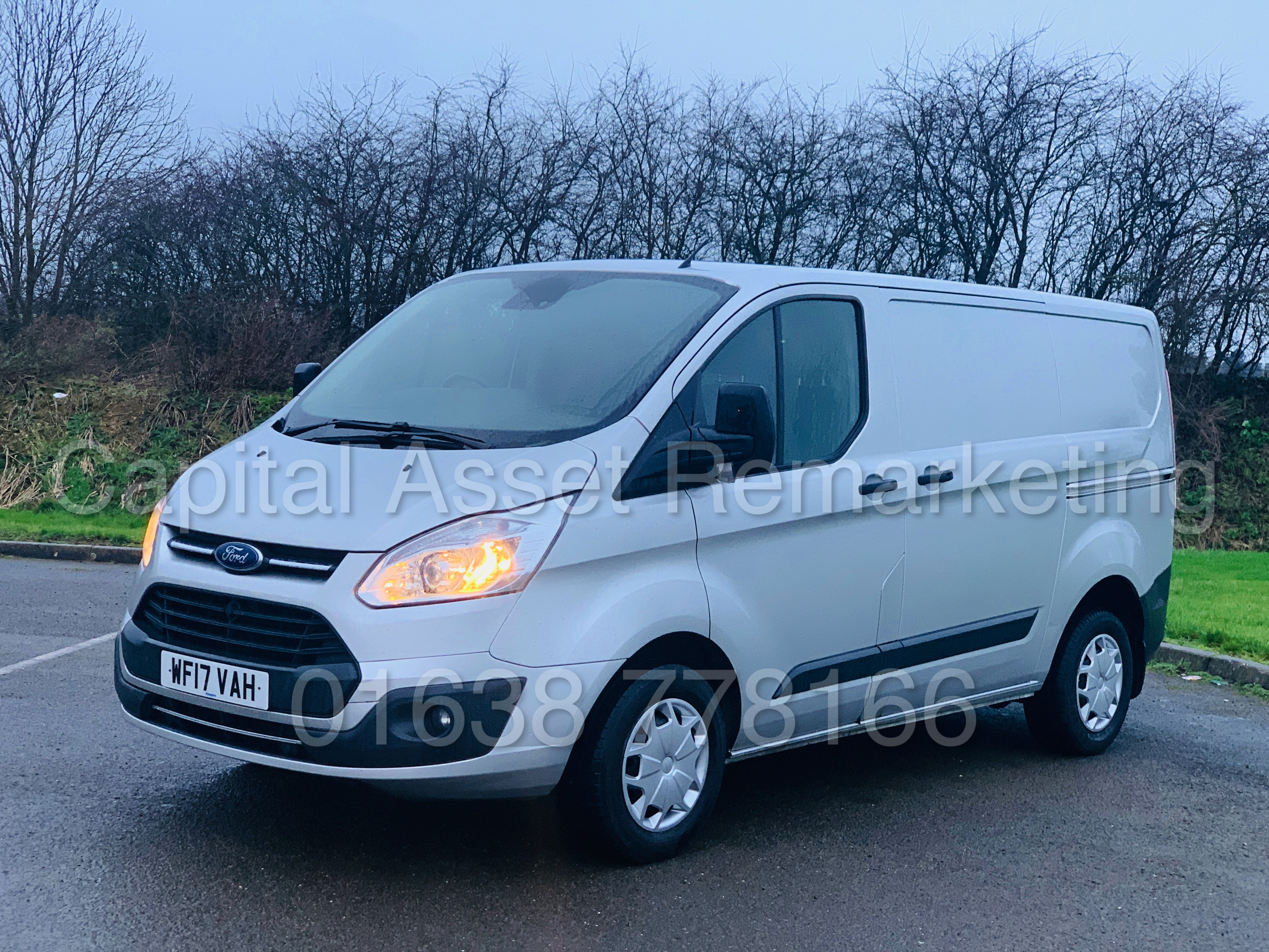 (On Sale) FORD TRANSIT *TREND* 290 SWB (2017 - EURO 6 / AD-BLUE) '2.0 TDCI - 130 BHP - 6 SPEED' - Image 6 of 41