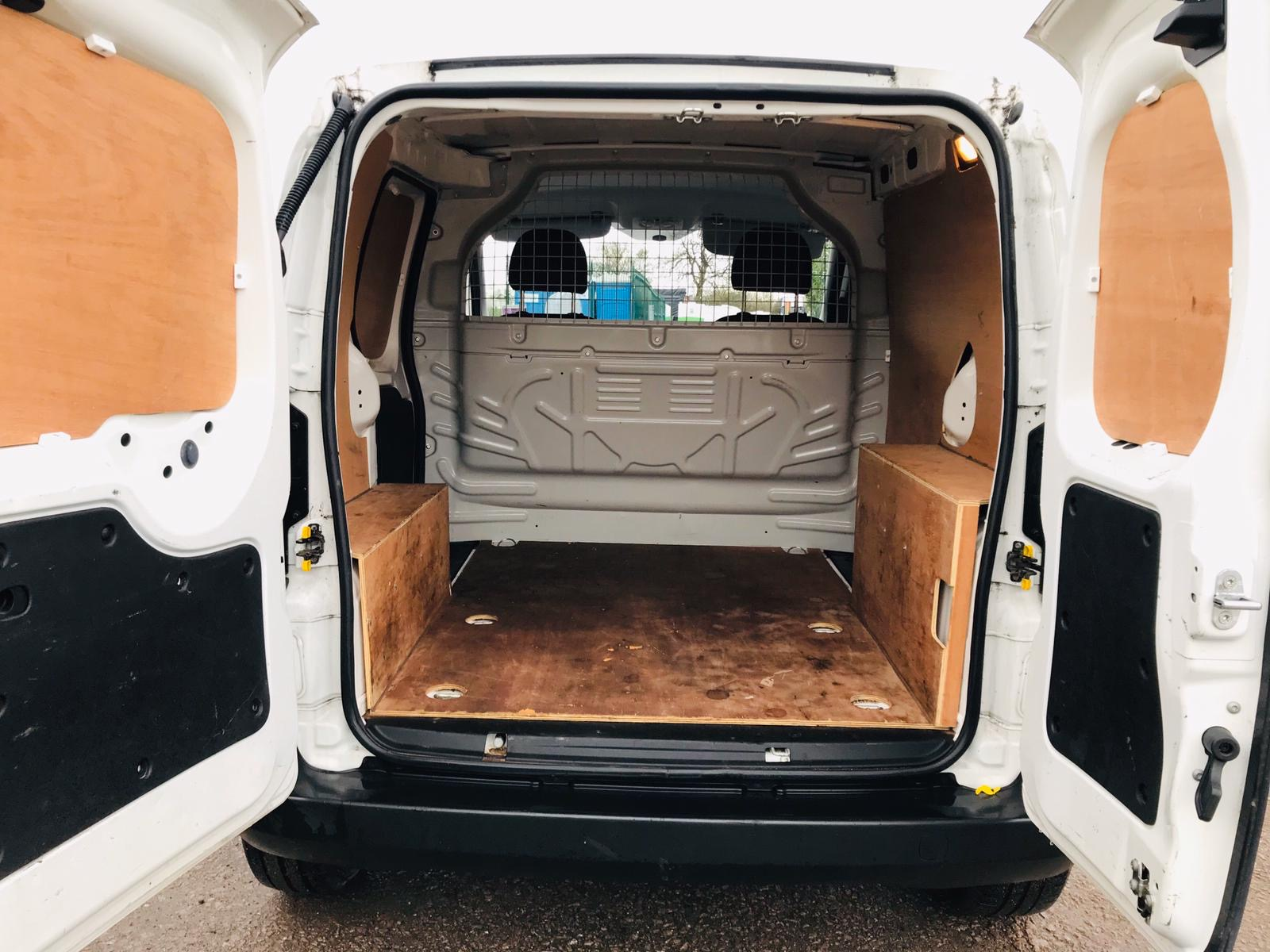 """(ON SALE) PEUGEOT BIPPER 1.3""""HDI"""" PROFESSIONAL - 2016 MODEL - 1 OWNER - FSH - AIR CON - SLD - Image 9 of 13"""