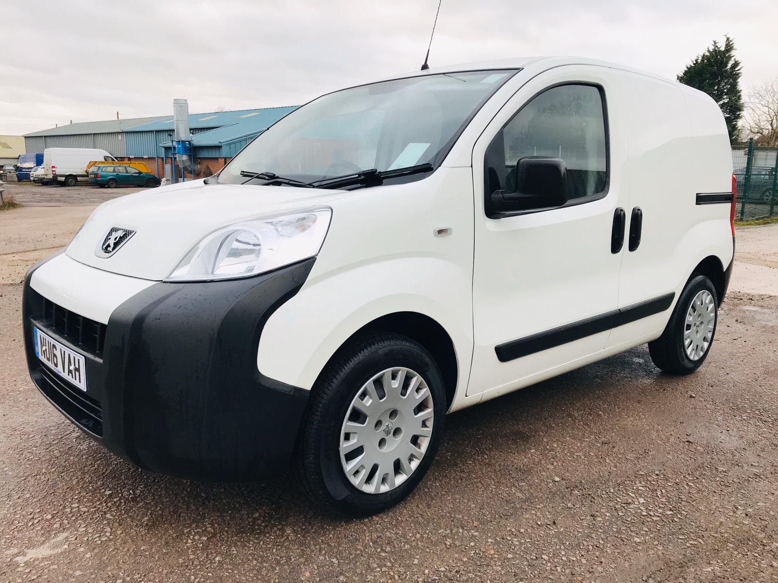 """(ON SALE) PEUGEOT BIPPER 1.3""""HDI"""" PROFESSIONAL - 2016 MODEL - 1 OWNER - FSH - AIR CON - SLD - Image 4 of 13"""