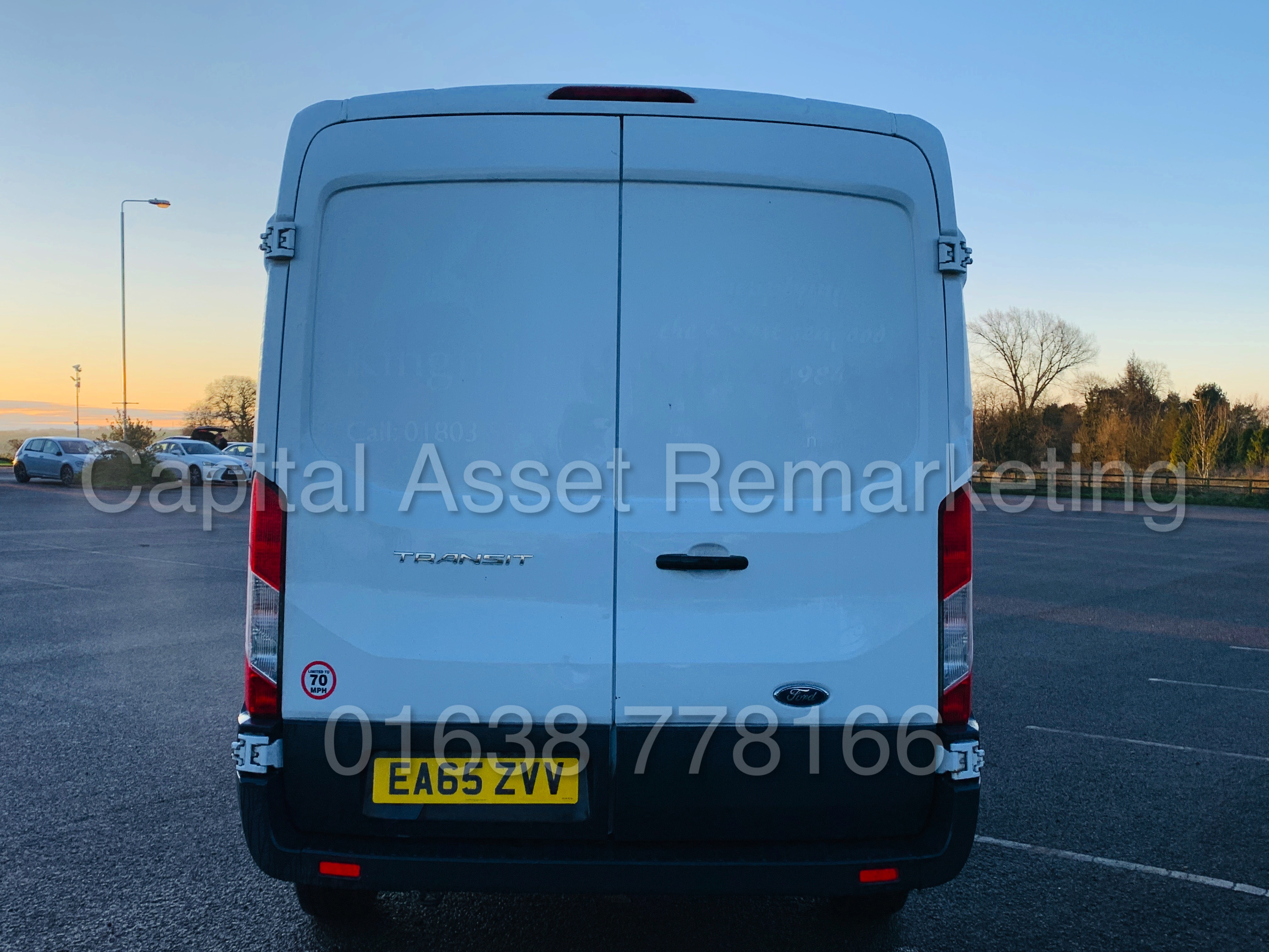 (On Sale) FORD TRANSIT T350 *LWB - REFRIGERATED VAN* (65 REG) '2.2 TDCI -125 BHP- 6 SPEED' (1 OWNER) - Image 10 of 43