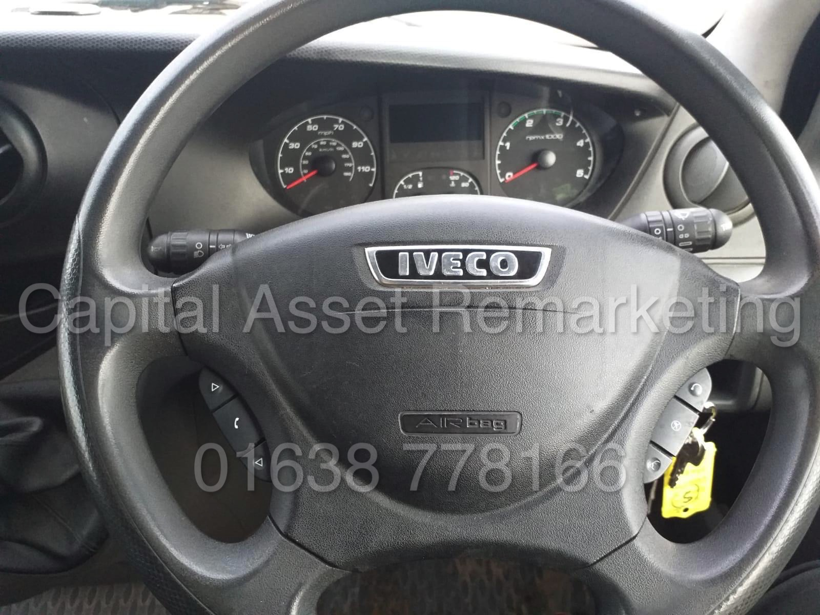 IVECO DAILY 35C13 *XLWB - ALLOY DROPSIDE* (2014 MODEL) '2.3 DIESEL - 127 BHP - AUTOMATIC' (3500 KG) - Image 19 of 20