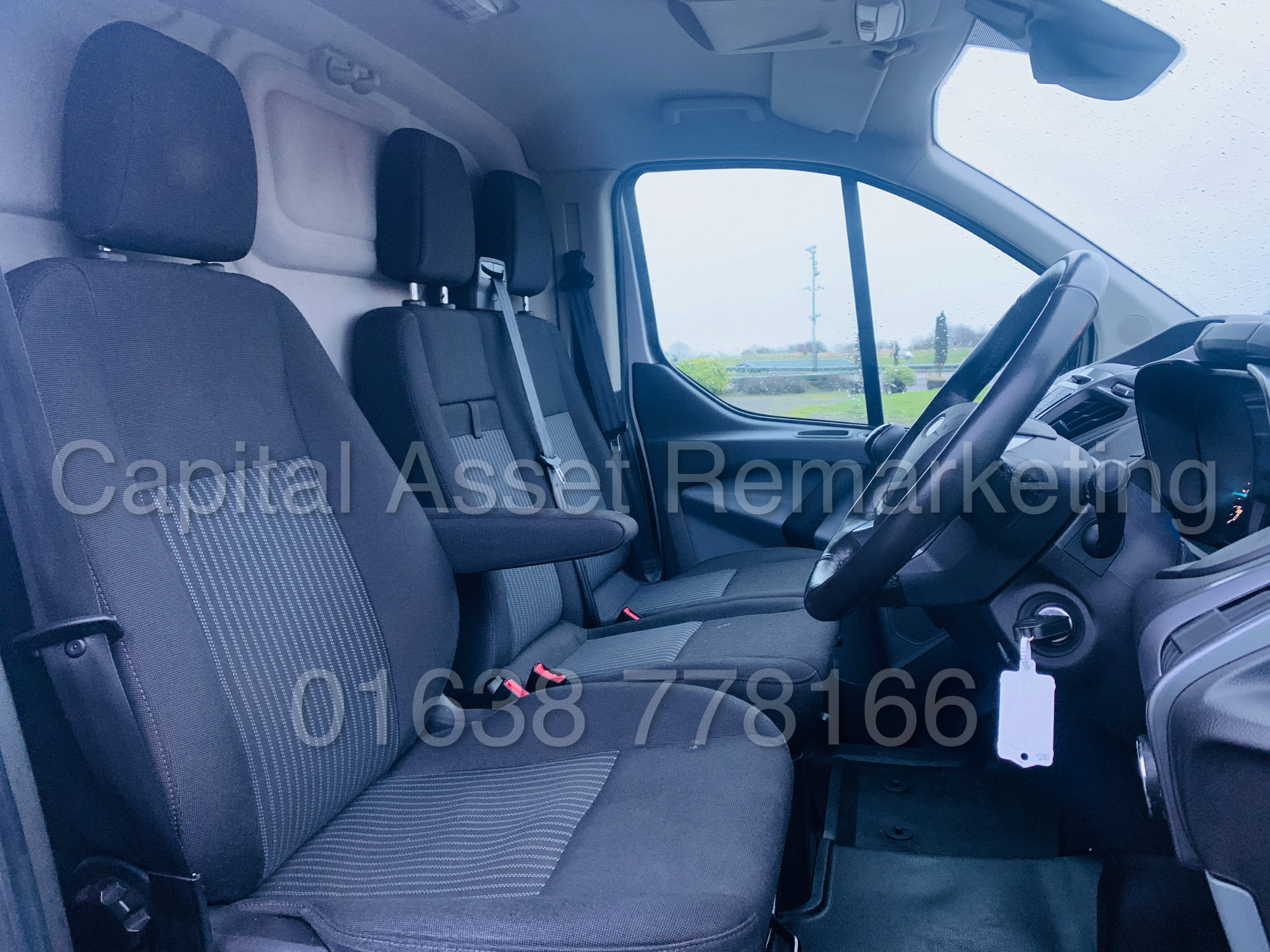 (On Sale) FORD TRANSIT *TREND* 290 SWB (2017 - EURO 6 / AD-BLUE) '2.0 TDCI - 130 BHP - 6 SPEED' - Image 26 of 41