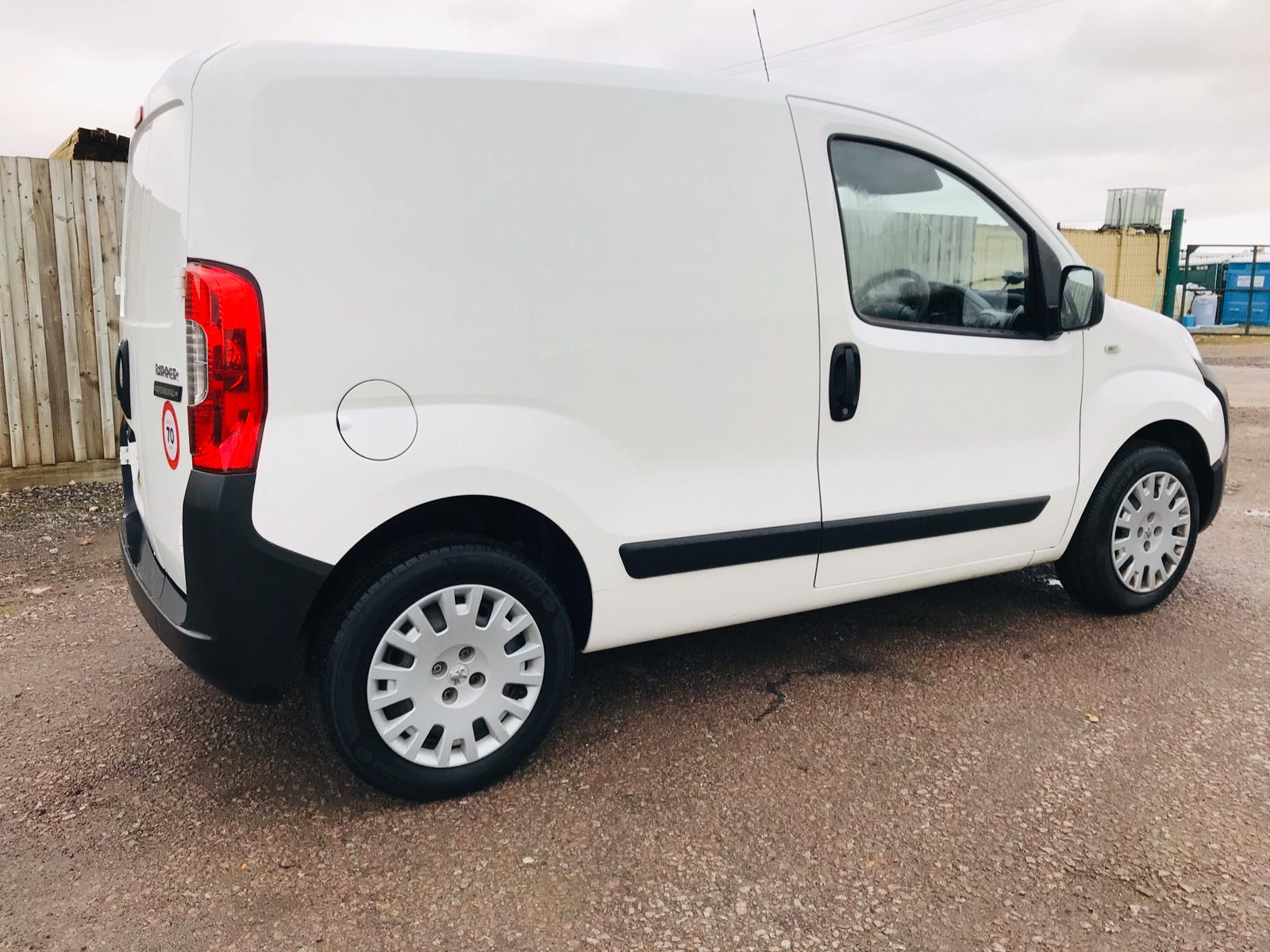 """(ON SALE) PEUGEOT BIPPER 1.3""""HDI"""" PROFESSIONAL - 2016 MODEL - 1 OWNER - FSH - AIR CON - SLD - Image 3 of 13"""