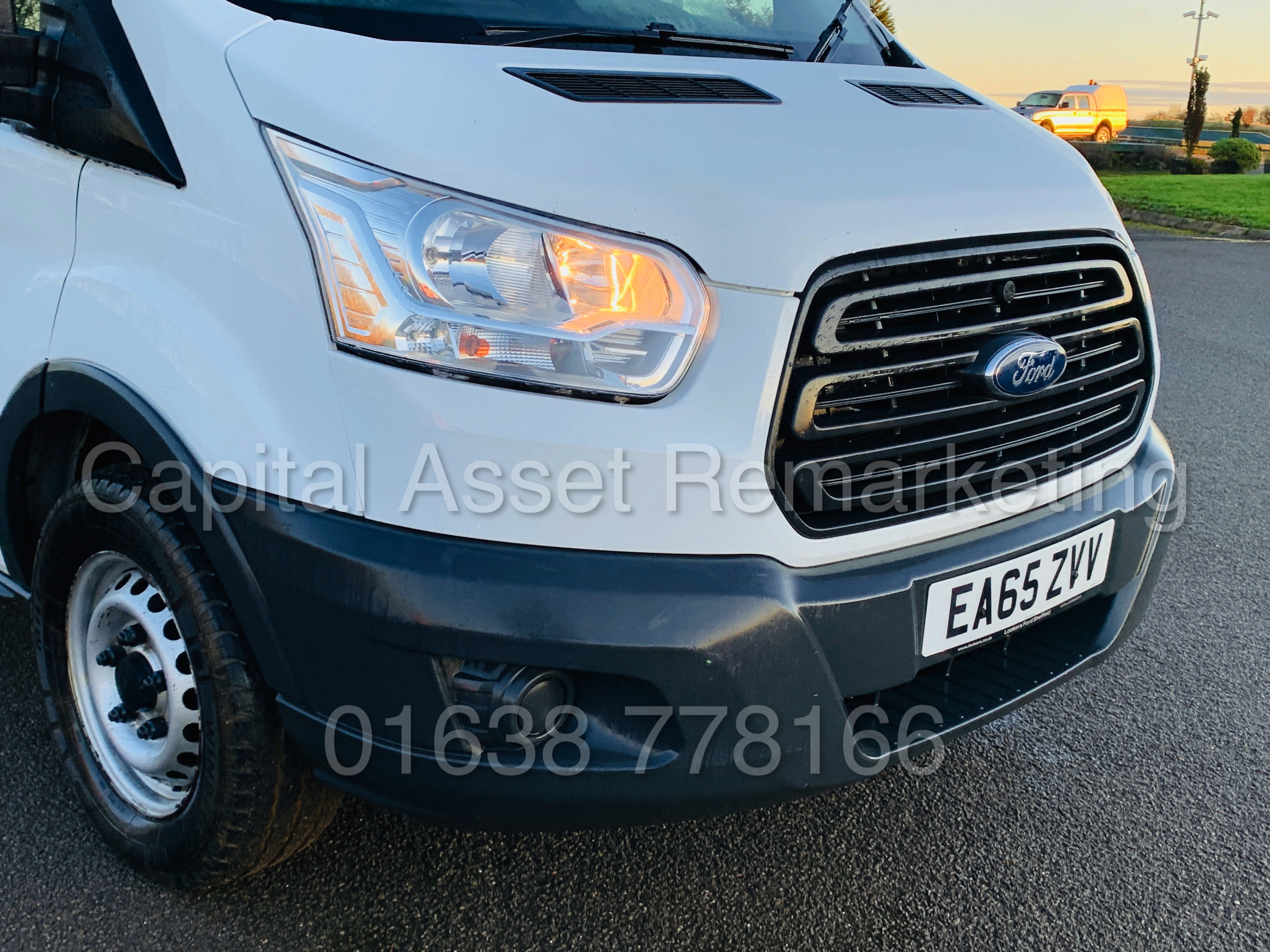 (On Sale) FORD TRANSIT T350 *LWB - REFRIGERATED VAN* (65 REG) '2.2 TDCI -125 BHP- 6 SPEED' (1 OWNER) - Image 13 of 43