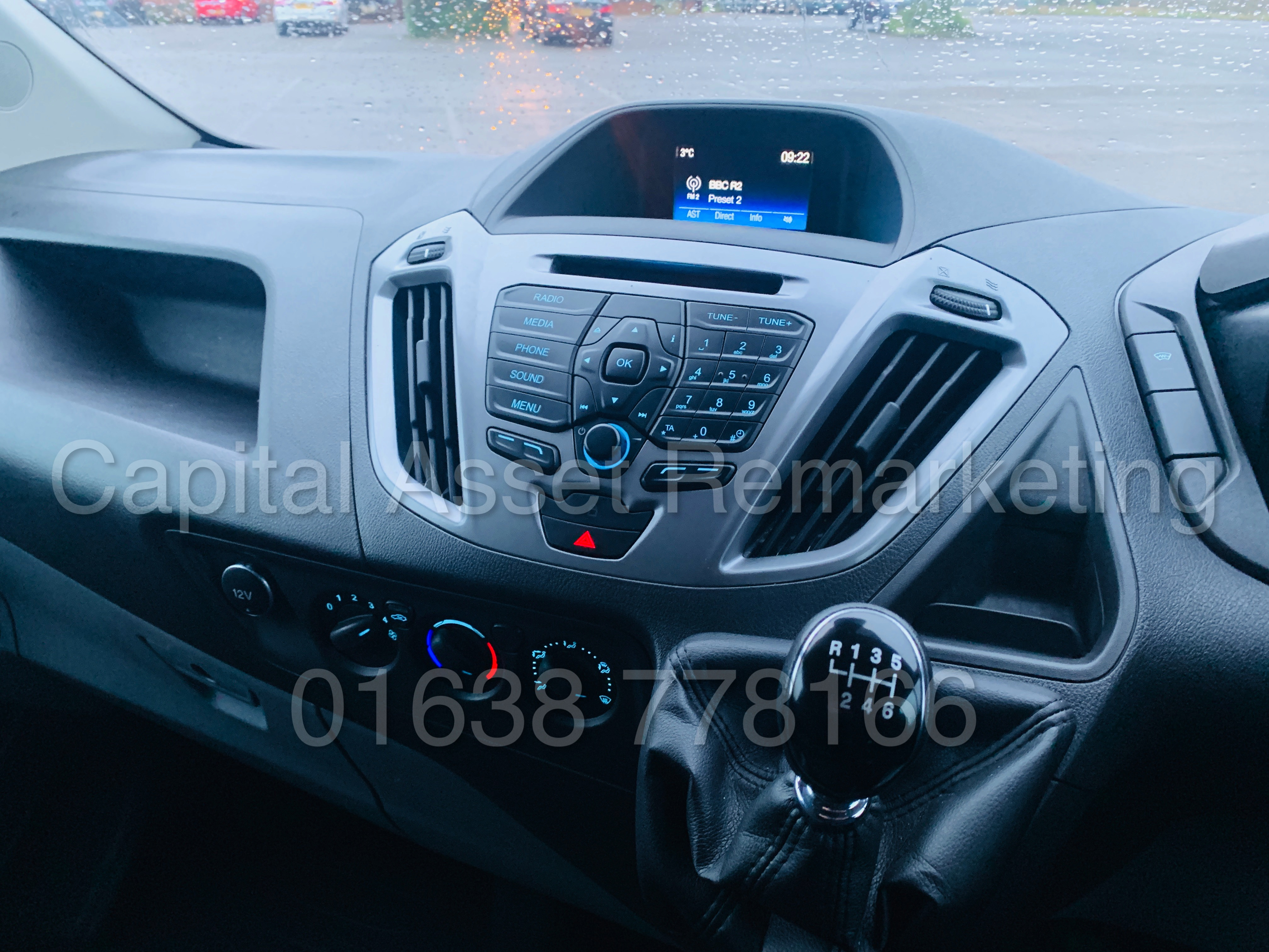 (On Sale) FORD TRANSIT *TREND* 290 SWB (2017 - EURO 6 / AD-BLUE) '2.0 TDCI - 130 BHP - 6 SPEED' - Image 34 of 41