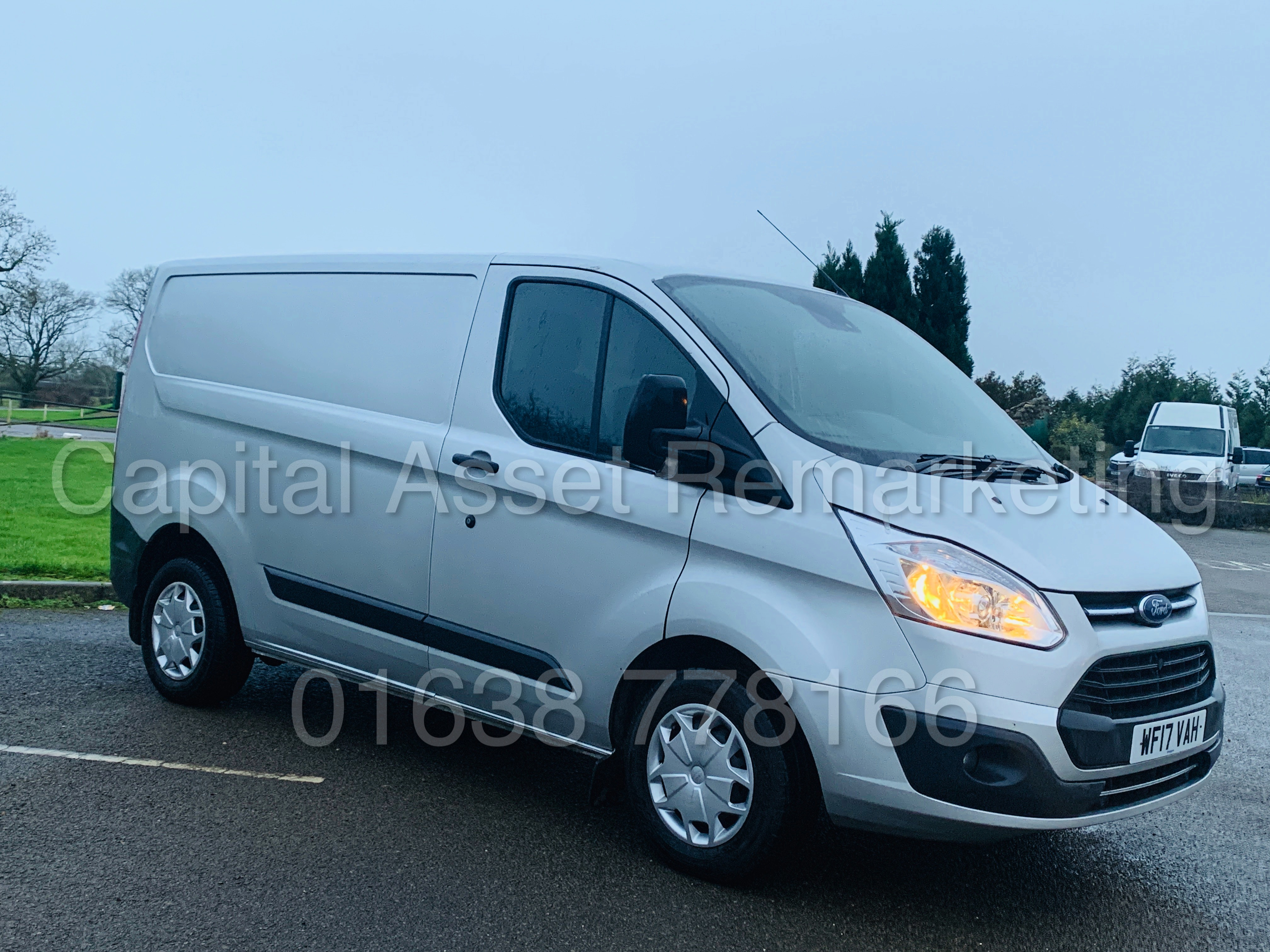 (On Sale) FORD TRANSIT *TREND* 290 SWB (2017 - EURO 6 / AD-BLUE) '2.0 TDCI - 130 BHP - 6 SPEED' - Image 2 of 41